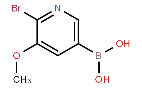 BP23530 | 2121512-64-7 | 2-Bromo-3-methoxypyridine-5-boronic acid