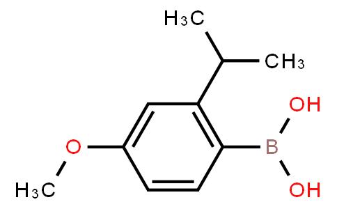 BP23531 | 313667-09-3 | 2-Isopropyl-4-methoxyphenyl boronic acid
