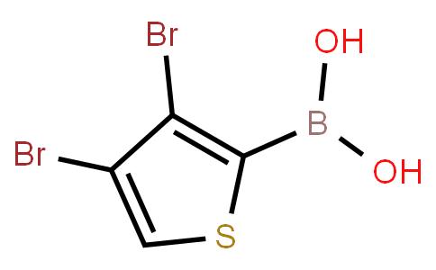 BP23551 | 1256355-38-0 | 3,4-Dibromothiophene-2-boronic acid