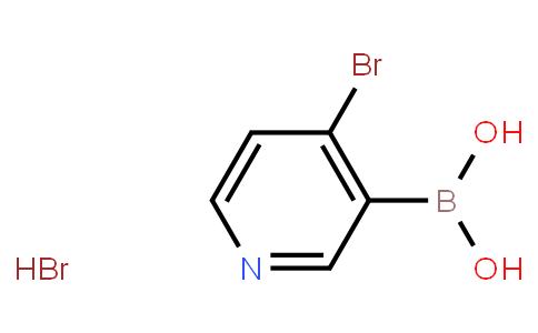 BP23554 | 2121512-92-1 | 4-Bromopyridine-3-boronic acid HBr