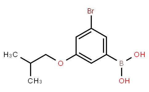 BP23558 | 918904-39-9 | 3-Bromo-5-isobutoxyphenylboronic acid