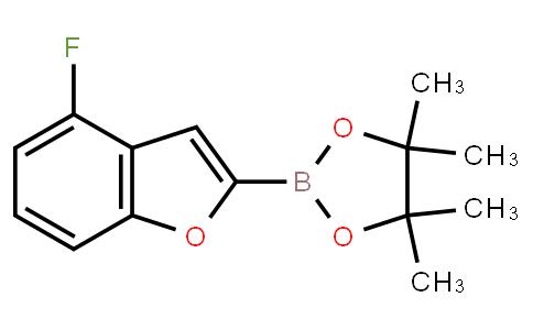 BP23565 | 2121514-66-5 | (4-Fluorobenzofuran-2-yl)boronic acid pinacol ester