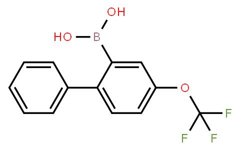 BP23574   2121514-20-1   4-Trifluoromethoxy-2-biphenylboronic acid