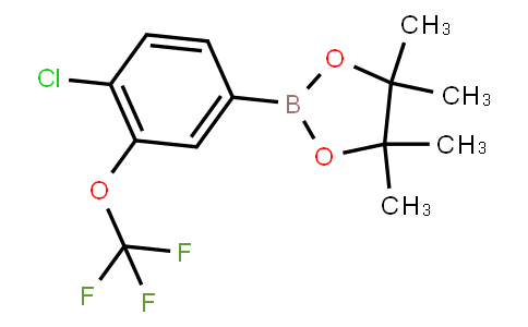 BP23576 | 2098632-65-4 | 4-Chloro-3-(trifluoromethoxy)phenylboronic acid pinacol ester