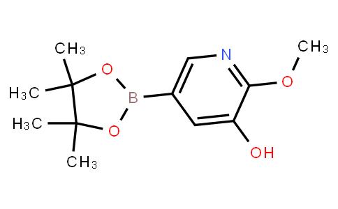 BP23592 | 1857348-99-2 | 3-Hydroxy-2-methoxypyridine-5-boronic acid pinacol ester