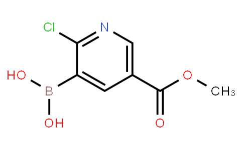 BP23593 | 2096332-17-9 | (2-Chloro-5-(methoxycarbonyl)pyridin-3-yl)boronic acid