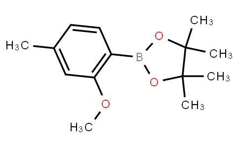 BP23601   1326662-69-4   2-Methoxy-4-methylphenylboronic acid pinacol ester