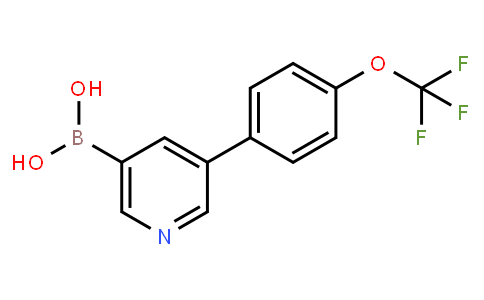 BP23602 | 2121514-15-4 | 3-[4-(Trifluoromethoxy)phenyl]-pyridine-5-boronic acid