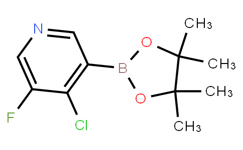 BP23603 | 2121513-37-7 | 4-Chloro-5-fluoropyridine-3-boronic acid pinacol ester