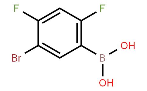 BP23605 | 2096331-76-7 | 2,4-Difluoro-5-bromophenylboronic acid