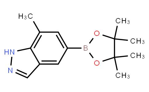 BP23607   2121513-33-3   7-Methyl-1H-indazole-5-boronic acid pinacol ester