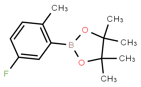 BP23608 | 1030832-38-2 | 5-Fluoro-2-methylphenylboronic acid pinacol ester