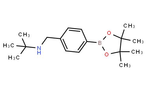 BP23611 | 1628014-71-0 | 4-(Tert-butylaminomethyl)phenylboronic acid pinacol ester