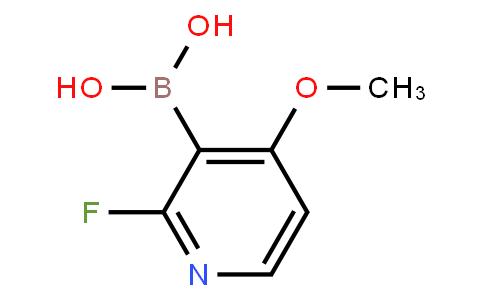 BP23621 | 2121513-35-5 | 2-Fluoro-4-methoxypyridine-3-boronic acid