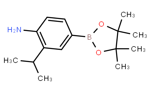 BP23627 | 2121513-20-8 | 4-Amino-3-isopropylphenylboronic acid pinacol ester