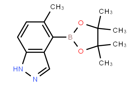 BP23630 | 1689539-29-4 | 5-Methyl-1H-indazole-4-boronic acid pinacol ester