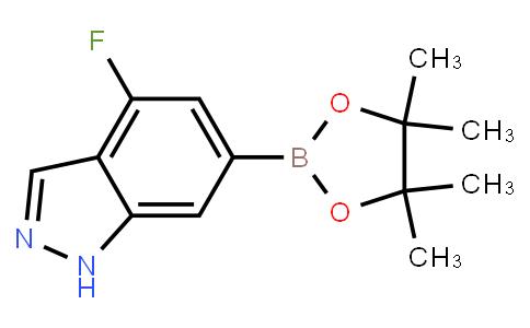 BP23631 | 2121511-94-0 | (4-Fluoro-1H-indazol-6-yl)boronic acid pinacol ester