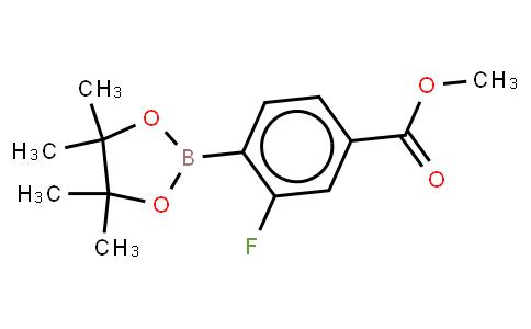 BP23632   603122-79-8   2-Fluoro-4-(methoxycarbonyl)phenylboronic acid,pinacol ester