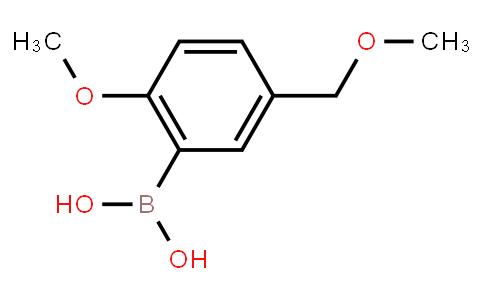 BP23634 | 1332504-32-1 | 2-Methoxy-5-(methoxymethyl)phenylboronic acid