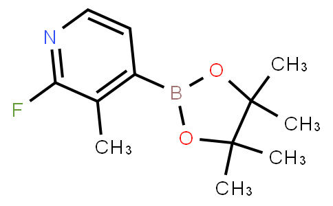 BP23637 | 1310383-57-3 | 2-Fluoro-3-methylpyridine-4-boronic acid pinacol ester