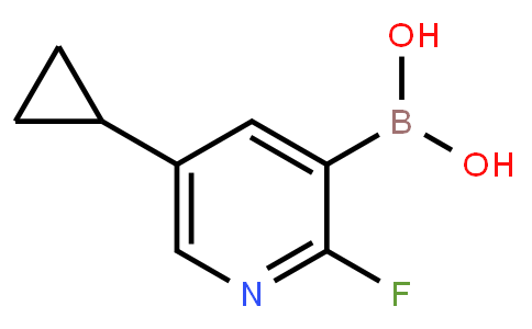 BP23640 | 2121511-59-7 | 5-Cyclopropyl-2-fluoropyridine-3-boronic acid