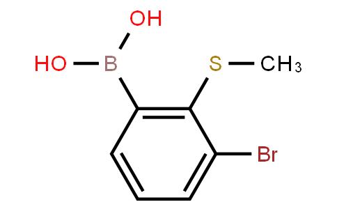 BP23652   2121513-98-0   3-Bromo-2-(methylthio)phenylboronic acid