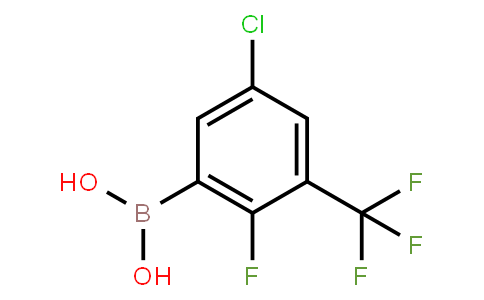 BP23654 | 2121513-80-0 | 5-Chloro-2-fluoro-3-(trifluoromethyl)phenylboronic acid