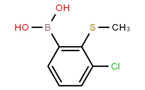 BP23656 | 2121513-12-8 | 3-Chloro-2-(methylsulfanyl)phenylboronic acid