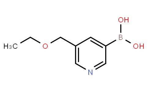 BP23660 | 723281-60-5 | 5-(Ethoxymethyl)pyridine-3-boronic acid