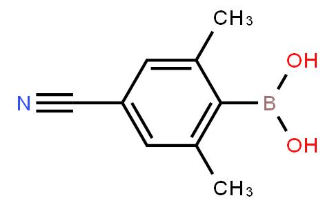 BP23664 | 1451391-43-7 | 4-Cyano-2,6-dimethylphenylboronic acid