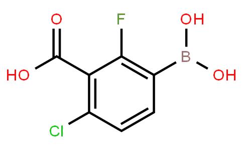 BP23672   1451393-04-6   3-Carboxy-4-chloro-2-fluorophenylboronic acid