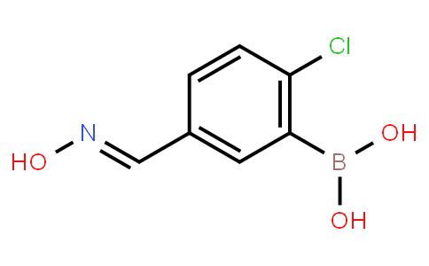 BP23676   1272412-67-5   2-Chloro-5-(hydroxyiminomethyl)phenylboronic acid