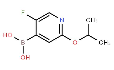 BP23682 | 1264127-92-5 | (5-Fluoro-2-isopropoxypyridin-4-yl)boronic acid