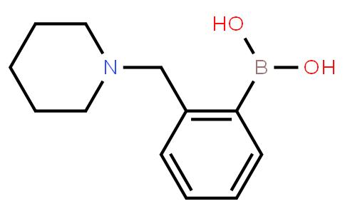 BP23687 | 878289-33-9 | 2-(Piperidin-1-ylmethyl)phenylboronic acid