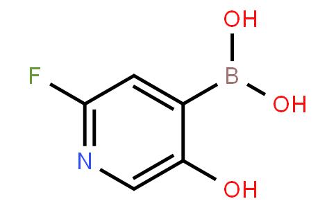 BP23689 | 2121511-39-3 | 2-Fluoro-5-hydroxypyridine-4-boronic acid