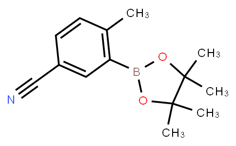BP23699 | 863868-32-0 | 2-Methyl-5-cyanophenylboronic acid pinacol ester