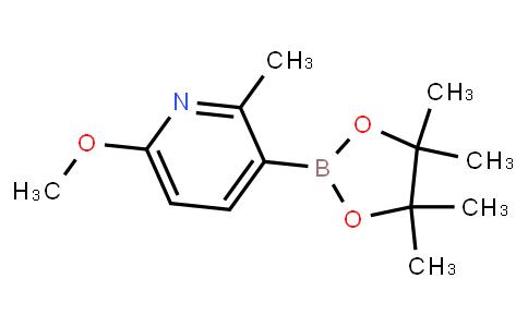 BP23701 | 1080028-73-4 | 6-Methoxy-2-methyl-pyridine-3-boronic acid pinacol ester