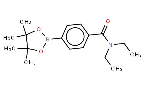 BP23702 | 325142-99-2 | 4-(N,N-Diethylaminocarbonyl)phenylboronic acid, pinacol ester