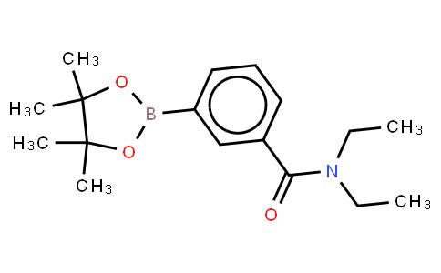 BP23704 | 325142-97-0 | 3-(N,N-Diethylaminocarbonyl)phenylboronic acid, pinacol ester