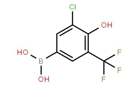 BP23707 | 2121511-51-9 | 5-Chloro-4-hydroxy-3-(trifluoromethyl)phenylboronic acid