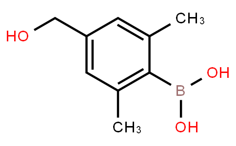 BP23717 | 2121513-77-5 | 4-(Hydroxymethyl)-2,6-dimethylphenylboronic acid