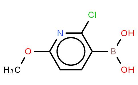 BP23718 | 1072946-25-8 | 2-Chloro-6-methoxypyridine-3-lboronic acid