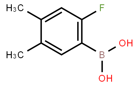 BP23719 | 1125394-25-3 | 2-Fluoro-4,5-dimethylphenylboronic acid