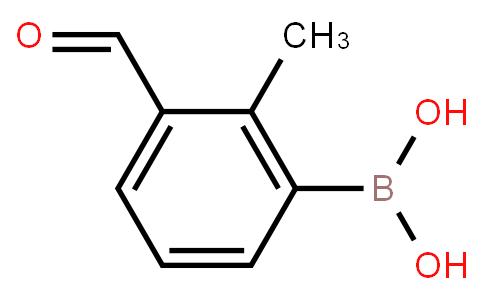 BP23724 | 631909-10-9 | 3-Formyl-2-methylphenylboronic acid