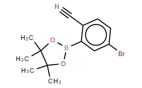 BP23734   863868-20-6   5-Bromo-2-nitrilephenylboronic acid pinacol ester