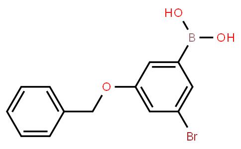 BP23735 | 1256355-21-1 | 3-(Benzyloxy)-5-bromophenylboronic acid
