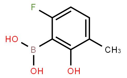 BP23746 | 2121513-74-2 | 6-Fluoro-2-hydroxy-3-methylphenylboronic acid