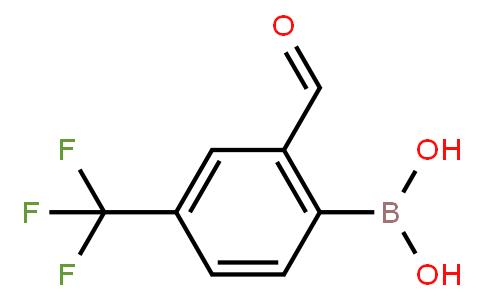 BP23752 | 1217501-35-3 | 2-Formyl-4-(trifluoromethyl)phenylboronic acid