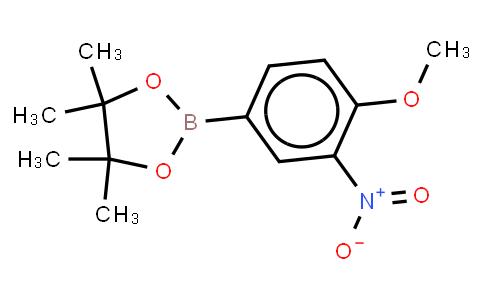 BP23755   554411-20-0   4-Methoxy-3-nitrophenylboronic acid, pinacol ester
