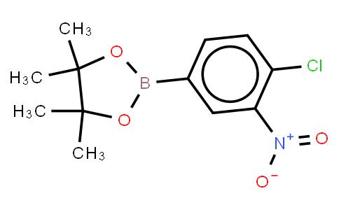 BP23756   913836-26-7   4-Chloro-3-nitrophenylboronic acid, pinacol ester